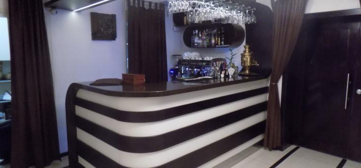 Барная стойка ресторан Шкипер Ворзель