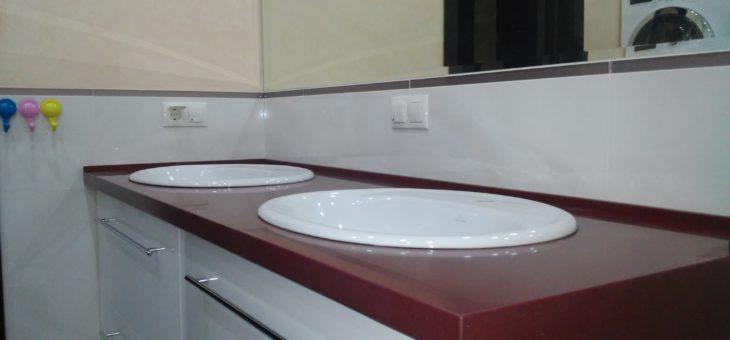 Столешница для ванной комнаты Tristone ST 202