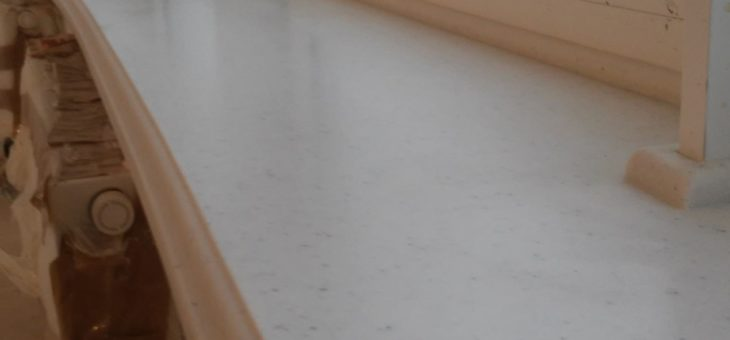 Подоконники из искусственного камня Samsung Staron SB412
