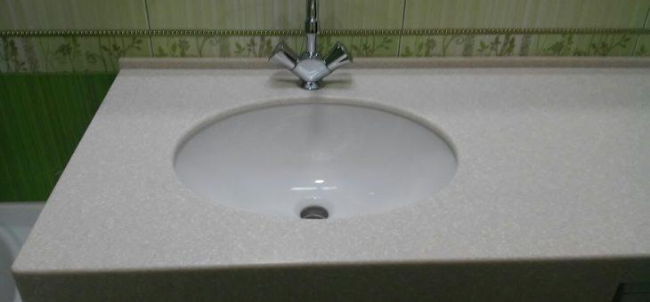 Столешницы в ванную Tristone F 106