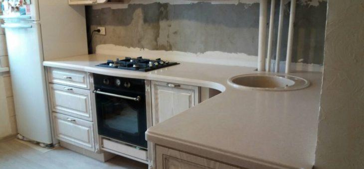 Столешница для кухни Tristone S 113